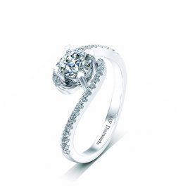 Ring setting with diamond (11)