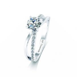Ring setting with diamond (13)