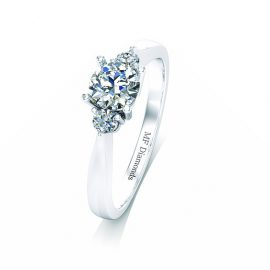 Ring setting with diamond (17)