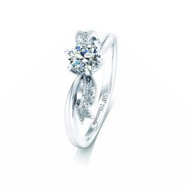 Ring setting with diamond (3)