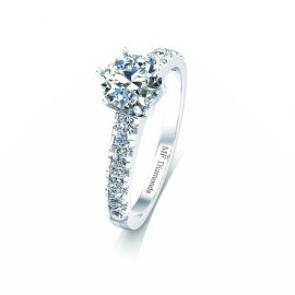 Ring setting with diamond (5)