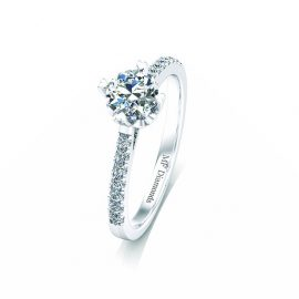 Ring setting with diamond (7)
