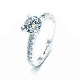 Ring setting with diamond A1ct (10)