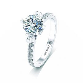 Ring setting with diamond A1ct (13)