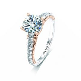 Ring setting with diamond A1ct (15)