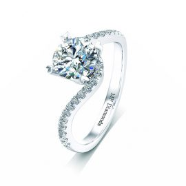 Ring setting with diamond A1ct (17)
