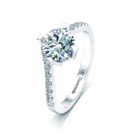 Ring setting with diamond A1ct (19)