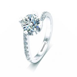 Ring setting with diamond A1ct (22)
