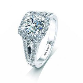 Ring setting with diamond A1ct (23)