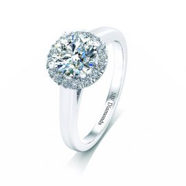 Ring setting with diamond A1ct (24)