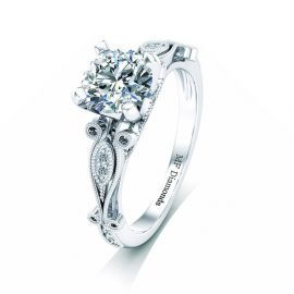 Ring setting with diamond A1ct (25)