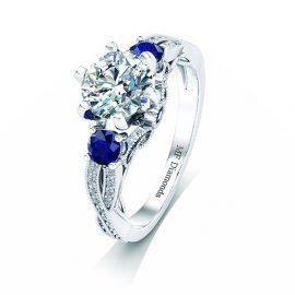Ring setting with diamond A1ct (28)