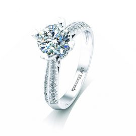 Ring setting with diamond A1ct (29)
