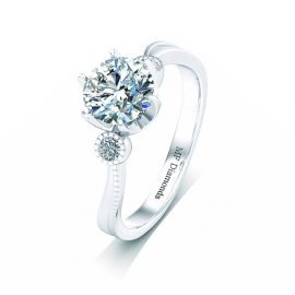 Ring setting with diamond A1ct (31)