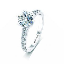 Ring setting with diamond A1ct (32)