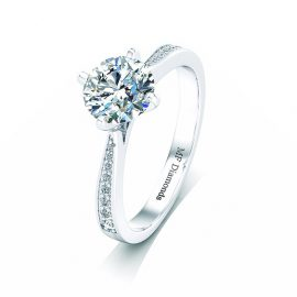 Ring setting with diamond A1ct (33)