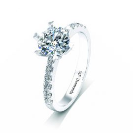 Ring setting with diamond A1ct (5)