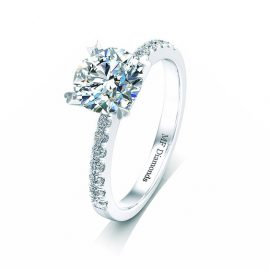 Ring setting with diamond A1ct (6)