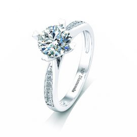 Ring setting with diamond A1ct (8)