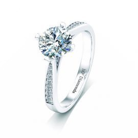 Ring setting with diamond A1ct (9)