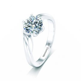 diamond ring setting plain (10)