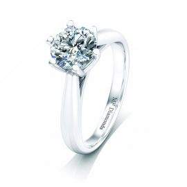 diamond ring setting plain (11)