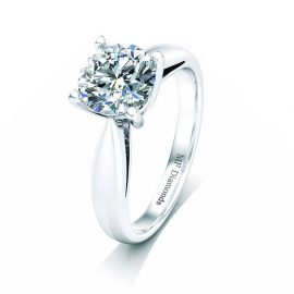 diamond ring setting plain (13)