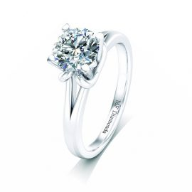 diamond ring setting plain (16)