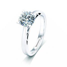 diamond ring setting plain (17)