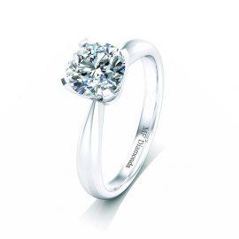 diamond ring setting plain (19)