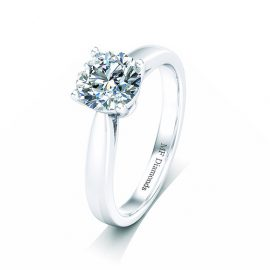 diamond ring setting plain (21)