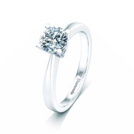 diamond ring setting plain (22)