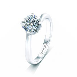 diamond ring setting plain (23)