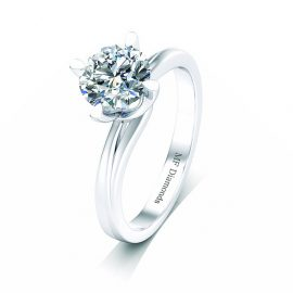 diamond ring setting plain (25)