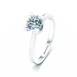 diamond ring setting plain (3)