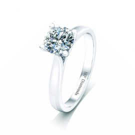 diamond ring setting plain (4)