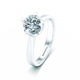 diamond ring setting plain (5)