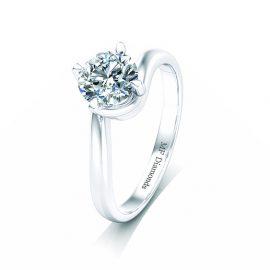 diamond ring setting plain (7)