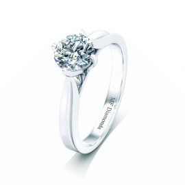 diamond ring setting plain (8)